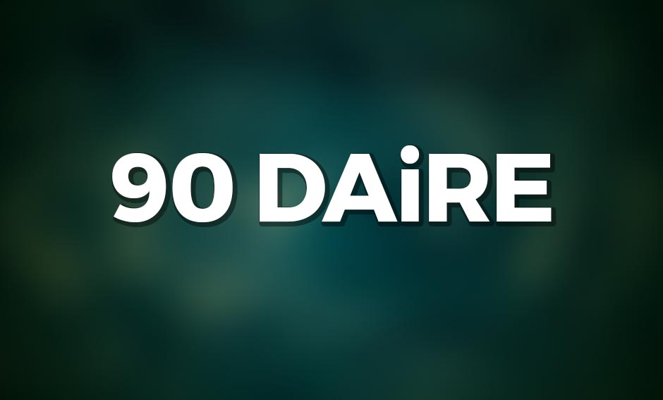 90 Daire